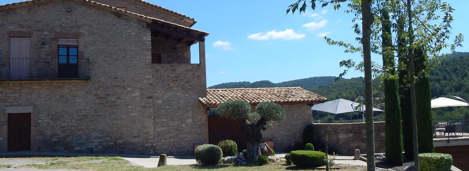 Masies Catalunya Rural - Masia Lledó de Trascastell